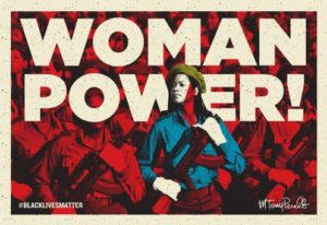 M. Tony Peralta, Woman Power, 2017.